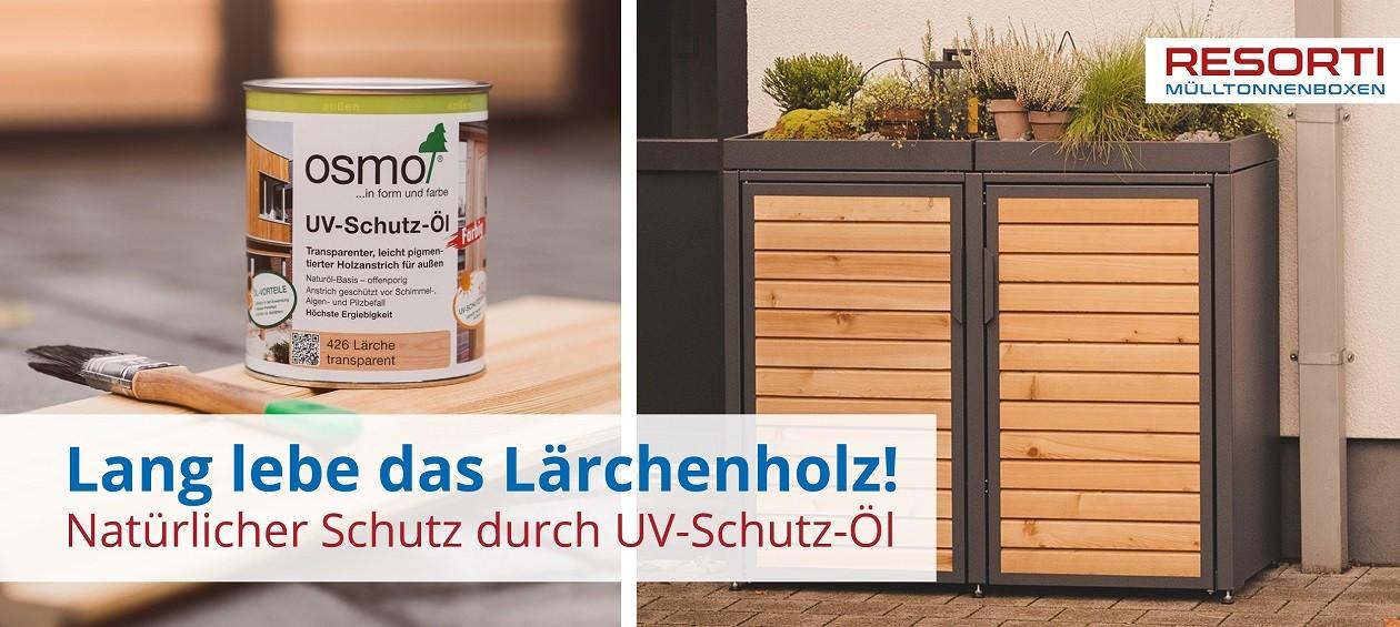 Laerchen-Holz-schuetzen-UV-Schutz-Oel