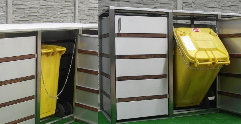 M-lltonnenbox-kippvorrichtung