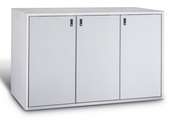 Mülltonnenbox Einstiegsmodell 123 3 x 120 Liter