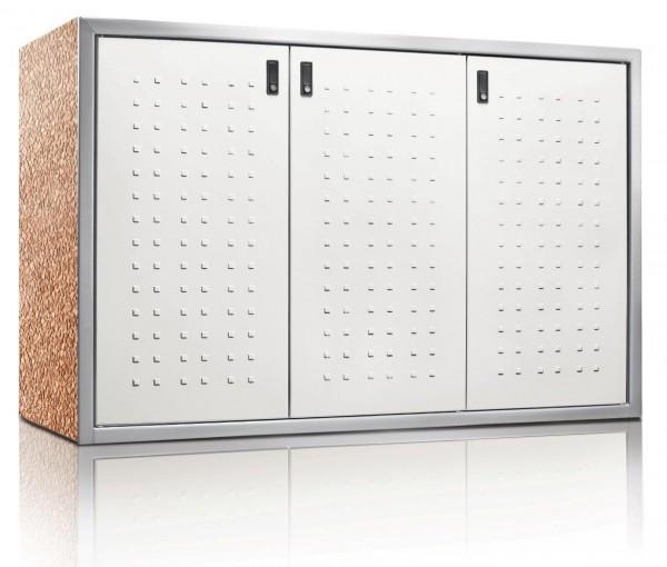 Beton Mülltonenbox Silent 123