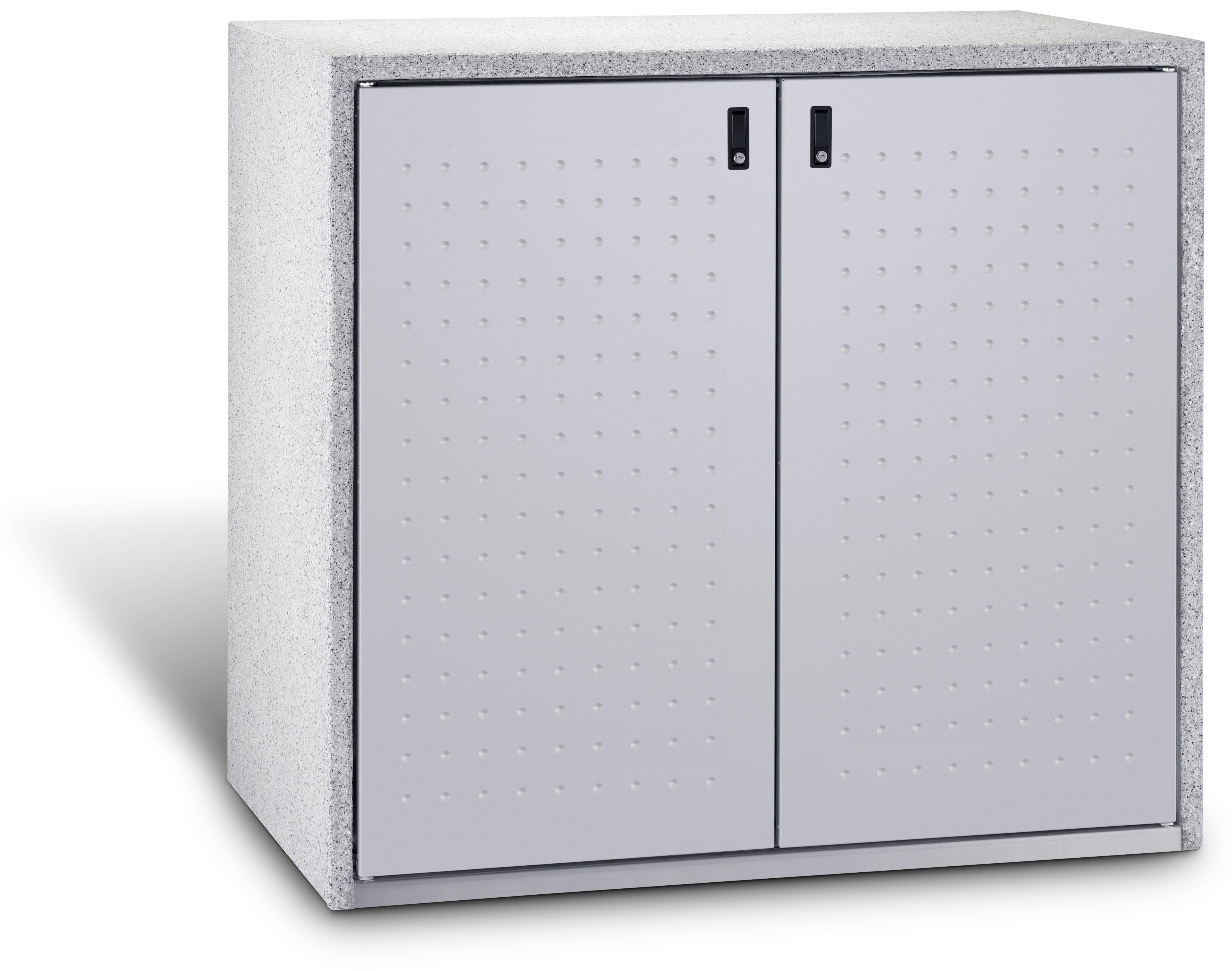 m lltonnenbox avantgarde 242 doppelschrank 2x 240 liter. Black Bedroom Furniture Sets. Home Design Ideas