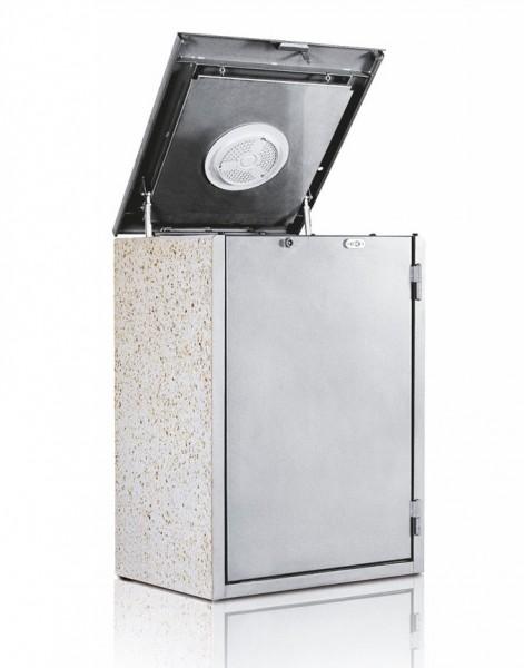 Mülltonnenbox Klassik 2416 Bioabfallschrank 1x 240 Liter