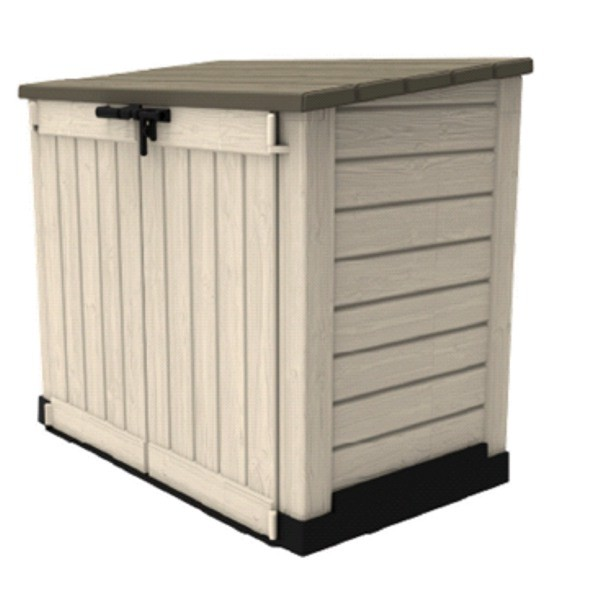 m lltonnenbox store it out max f r zwei 240 liter m lltonnen. Black Bedroom Furniture Sets. Home Design Ideas
