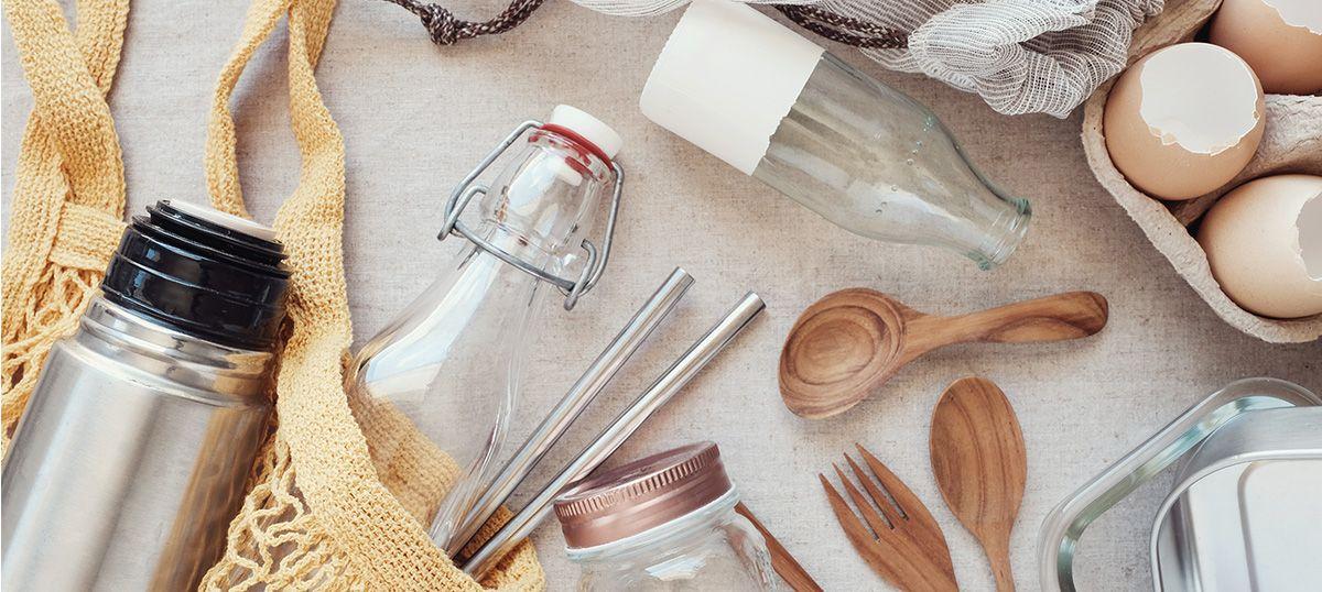 Müll vermeiden in der Küche - RESORTI