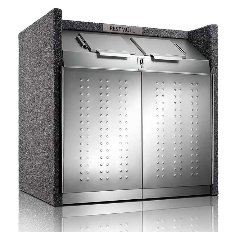 Containerbox Silent 1001 1 x 1100 Liter