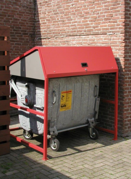Containerbox SECOMAT S1100