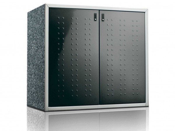 m lltonnenbox beton doppelschrank 2 x 120 liter. Black Bedroom Furniture Sets. Home Design Ideas