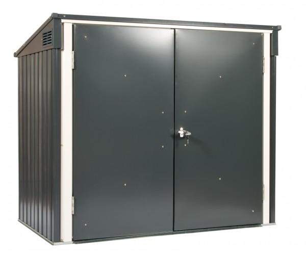 Mülltonnenbox Space 2x 240 Liter