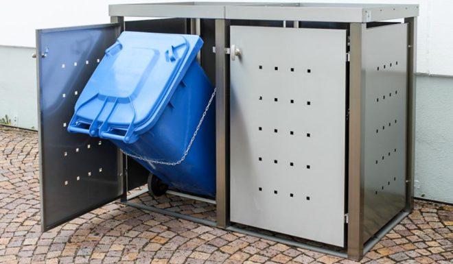 Kippvorrichtung-für-Mülltonnenboxen - RESORTI Mülltonnenboxenratgeber (c) 2016 RESORTI