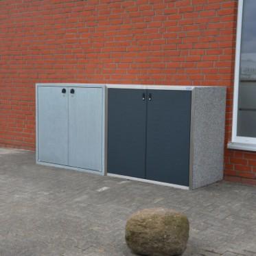Beton Müllbox - Silent oder Klassik
